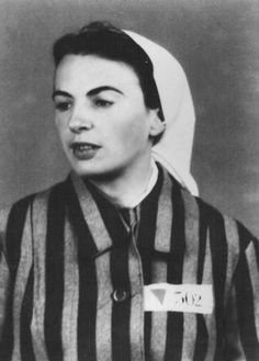 """Orli Wald was a member of the German Resistance in Nazi Germany. She was arrested in 1936 and charged with high treason, whereupon she served four and a half years in a women's prison, followed by """"protective custody"""" in Nazi concentration camps until 1945, when she escaped. She was a prisoner functionary in the infirmary at Auschwitz-Birkenau and because of her helpfulness to Jewish and other prisoners, was called the """"Angel of Auschwitz."""""""