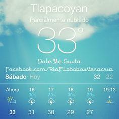 Un excelente #clima en #Tlapacoyan para vivir una gran #aventura en #filobobos http://www.Facebook.com/RioFilobobosVeracruz #megusta #Veracruz #méxico #mx