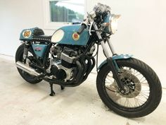 You are looking at my 1977 Honda CB 750 Café Racer. This bike was custom built in 2009 for a friend of mind and since the build there has been roughly 1600 miles put on the bike. This bike is in good running condition. All lights, brakes and aspects of the bike work as they […] #caferacerforsale #caferacer