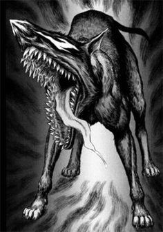 Hellhound or The Beast of Darkness is the manifestation of the darkness within Guts' soul and the Personification of his Desire for Vengeance