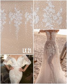 • Culoare: Ivory • Aplicatii: Cristale, Perle Sidefate si Paiete • Latime: aproximativ 140 cm Lace Wedding, Wedding Dresses, Bridal, Fashion, Bead, Bride Dresses, Moda, Bridal Gowns, Fashion Styles