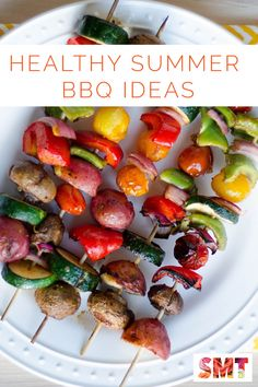 Healthy Summer BBQ Ideas