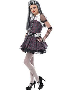 The Real Frankie Stein!/Costume - monster-high Photo