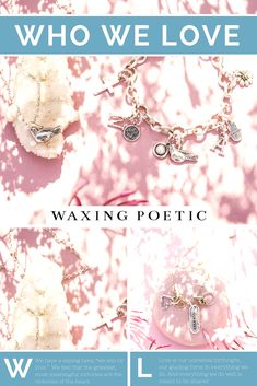 """We have a saying here at Waxing Poetic Jewelry, """"we win by love.""""  We feel that the greatest, most meaningful victories are the victories of the heart.  The noticing that goes on, how we show we care, how our bonds are made even more indelible with each and every effort of the heart. We can overcome anything with Love, really. It is the way out, the way in, the way to truth and to our brightest potential."""