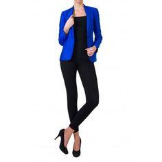 Rs.3,900.00DuPion Silk Blazer- Blue