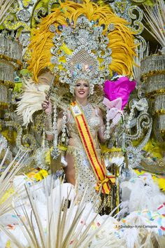 Reina del Carnaval 2017