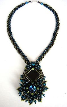 necklace by Teri