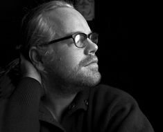 """I think everyone struggles with self-love"" ~ Phillip Seymour Hoffman Gq, Philip Seymour Hoffman, Photo Star, Annie Leibovitz, Famous Faces, Famous Men, Believe, Vanity Fair, Movies"