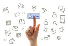 Can Digital Marketing help HR be more Likeable? #HR #digitalmarketing #socialmedia