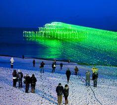 pier installation art - Google Search