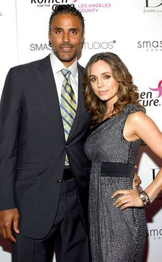 Celebrity Couple: Rick Fox & Elisha Dushku, (d. 2009-present)