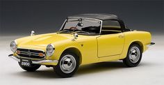 1966 Honda Roadster Yellow Diecast Car Model by AUTOart 73277 for sale online Galaxy Car, Honda, Trailer Tires, Best Muscle Cars, Best Classic Cars, Japanese Cars, The Guardian, Fast Cars, Luxury Cars