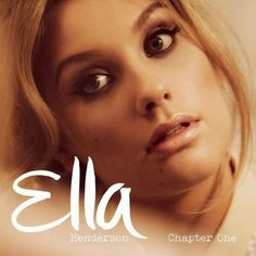 Ella Henderson's album is really good. I love her songs. They bring me through so many different emotions.