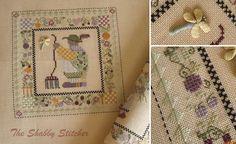 The Shabby Stitcher