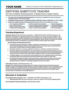 Substitute Teacher Resume Samples Tumblr Tuesday 26  Tuesday And Funny Posts