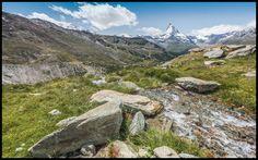 Matterhorn, Zermatt, Switzerland (Suisse, Cervin, Valais)