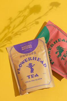 Tea Branding, Packaging Design, Packaging Inspiration Tea Packaging, Custom Packaging, Brand Packaging, Design Packaging, Plastic Packaging, Food Branding, Branding Design, Logo Design, Packaging Design Inspiration