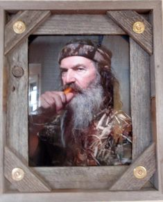 making rustic frames - Google Search
