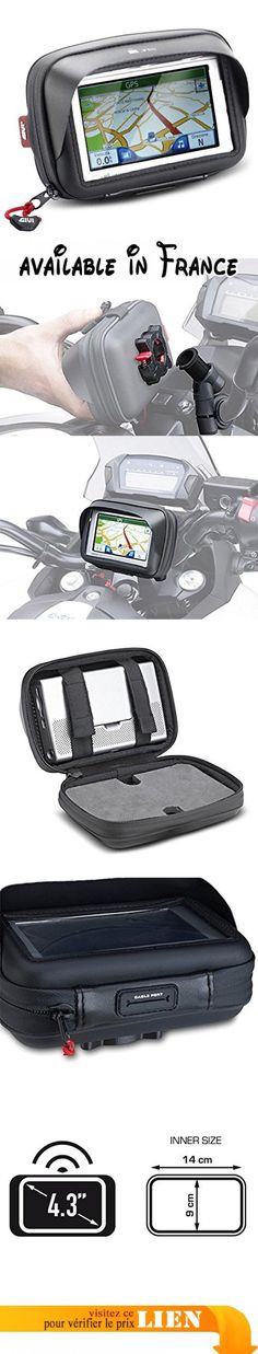 Givi Support Housse GPS et Smartphone Moto S953B Hyosung GV 125 4,3 Pouces.  #Automotive Parts and Accessories #MOTORCYCLE_ACCESSORY #harleydavidsonstreet750accessories