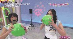 Japanese Game Show GIFs | Weird Japan GIFs