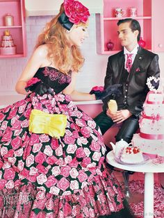 Barbie wedding dress