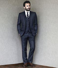 Gotta love a 3-piece suit