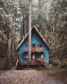 Demand Design - andrewtkearns: Cabins I've seen and old...