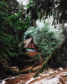 Log Home Love | Pinterest: nasti