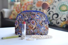 Cosmetic Bag (Small) | Limited Edition | Lotus Wonders