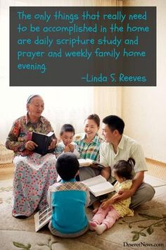 Sister Linda S. Reeves | 33 tips for Mom and Dad: Parenting advice, encouragement from LDS leaders | Deseret News