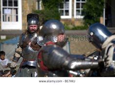 Tunbridge Medieval Festival Tunbridge Castle Stock Photo, Picture And Royalty Free Image. Pic. 25977606