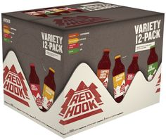 I'm learning all about REDHOOK 12 oz Variety Pack Beer 12 PK GLASS BOTTLES at @Influenster!