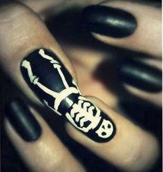 Halloween Nail Art Designs  #nailart #naildesigns #halloweennails