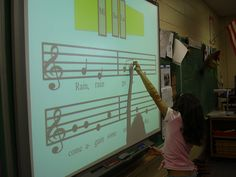 Smart boards and music