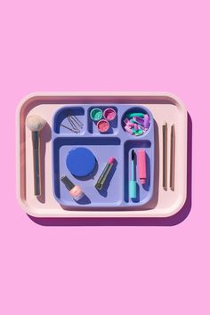 Beauty Tray / Violet Tinder Studios