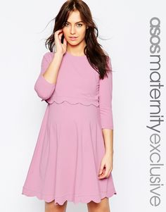Adorable nursing dress that will be the envy of even your non ...