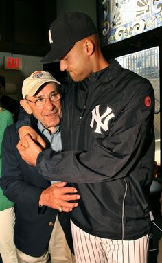 Derek Jeter publishes goodbye letter to Yogi Berra | For The Win