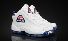 96 Olympic – Grant Hill I played HS bball in these. Classic Sneakers, Best Sneakers, Sneakers Nike, Fresh Shoes, Hot Shoes, Shoes Men, Michael Jordan, Design Nike Shoes, Dallas Cowboys Hats