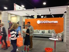 EDGEhomes Pinners Conference Booth