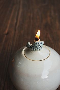 Coil Pots, Oil Lamps, My Dream Home, Clay, Pottery, Candles, Ceramics, Lighting, Home Decor