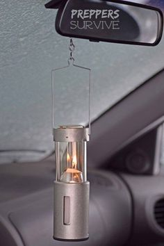 7 Items You May Want Driving in a Snowstorm -UCO Candle Lantern