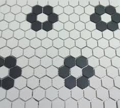 Image result for octagon floor tiles black and white
