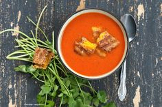 Spiced Tomato Soup R
