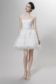 Picture of Paganini Wedding Dress - Peter Langner Vienna 2012 Collection