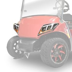 Details about EZGO RXV Golf Cart 2016-Up | Madjax LED HeadLight Tail on