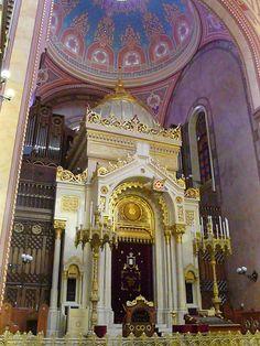 Sinagoga di Budapest Ungheria