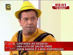 Augusto Canário Cantar ao Desafio