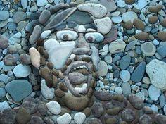 kunst met steen
