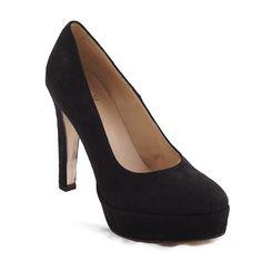 Charlot | Women's high-heeled shoe. VEGAN Antiallergic ecological Microfiber Suede type, breathable. #cork #highheels #vegan #fashion #veganhighheels. MADE IN PORTUGAL