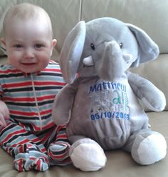 Elephant Stuffie Onesies, Elephant, Kids, Animals, Children, Animales, Boys, Animaux, Elephants